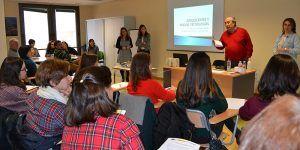 Orientadores de institutos de Guadalajara reciben formación para abordar las nuevas adicciones de la juventud en torno a las nuevas tecnologías