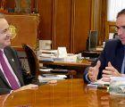 Prieto aplaude que el Rector de la UIMP tenga a Cuenca muy presente en el impulso de la institución académica