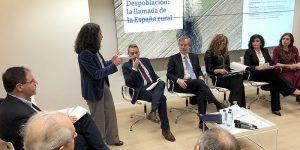 Prieto insiste en defender a las Diputaciones y al municipalismo como herramientas contra la despoblación