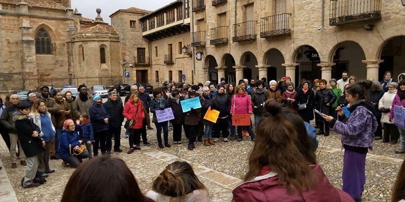 Sigüenza celebró el Día Internacional de la mujer
