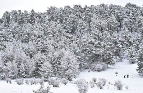 Termina el invierno dejando 48 días de heladas en Cuenca y 38 en Guadalajara..., y avisan que lloverá el Viernes Santo