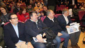 Tirado asegura que los ciudadanos saben que el PP es el único partido que garantiza las pensiones de nuestros mayores