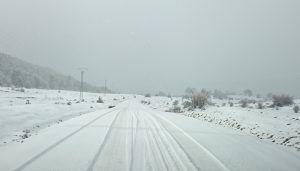 Un total de 82 alumnos de Cuenca regresan antes del colegio a causa de la nieve