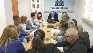 Aprobado sin oposición el presupuesto de la Vega del Henares, que apuesta por una mejora de servicios dentro de la estabilidad