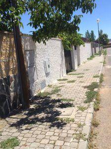 Arranca en Cabanillas la campaña anual de tratamiento contra las malas hierbas