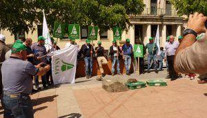 Asaja CLM culpa a las administraciones del malestar social y las pérdidas económicas causadas por los conejos