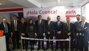 AVIA inaugura su primera estación de servicio en Cuenca