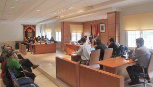 Cabanillas se adhiere a la creación del nuevo área conjunta de taxis que impulsa el sector