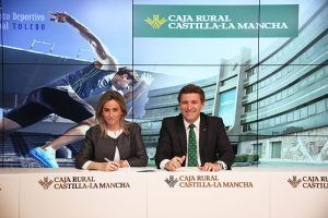 Caja Rural Castilla-La Mancha renueva su colaboración con el Patronato Deportivo Municipal de Toledo