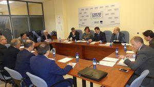 CEOE-Cepyme Cuenca pide la colaboración a la Junta para captar empresas
