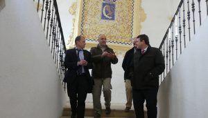 CEOE-Cepyme Cuenca realiza una visita de trabajo a Huete
