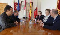 CEOE-Cepyme Cuenca y el Ayuntamiento de Saelices estudian las parcelas industriales de la localidad