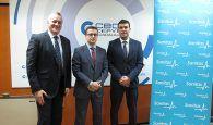 CEOE-Cepyme Guadadalajara y Sanitas firman un convenio de colaboración