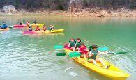 Cerca de 2.000 alumnos de 37 colegios participan este año en el programa Un Día en la Naturaleza organizado por la Diputación de Cuenca