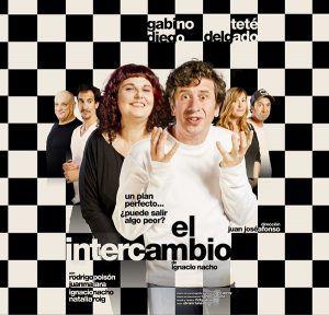 Comedia con Gabino Diego el sábado, 7 de abril, en el Buero Vallejo