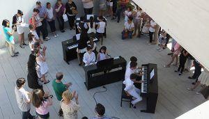 Conferencia+concierto Cruz Novillo y Festival Cuvo en el Museo Francisco Sobrino