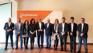 Constituido el Comité Autonómico de Cs en Castilla-La Mancha