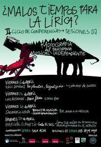 Cuenca acoge el II Ciclo de Conferencias ¿Malos tiempos para la lírica Radiografía del panorama musical independiente