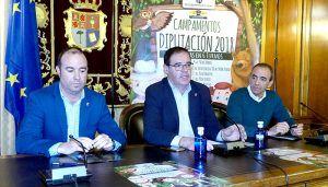 Diputación de Cuenca oferta 354 plazas en sus Campamentos de Verano del Albergue Fuente de las Tablas