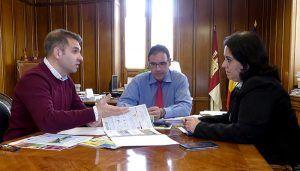 Diputación de Cuenca y Fundación Oxígeno analizan vías de colaboración en busca del desarrollo del medio rural