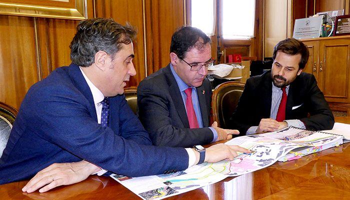 Diputación y Ayuntamiento de Cuenca toman la iniciativa para hacer realidad la mejora de la accesibilidad del Casco Antiguo