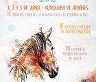 Ecualtur Yunquera 2018 se celebrará entre el 1 y el 3 de junio