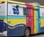 El Bibliobús visitará Carretería el próximo lunes para conmemorar el Día del Libro