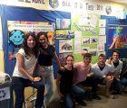 El Centro de Salud Guadalajara-Sur se suma estos días a la celebración del Día de la Tierra informando sobre la contaminación de los plásticos y sus efectos para la salud