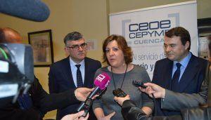 El Gobierno de Castilla-La Mancha pondrá este mes de abril a disposición de las empresas 800.000 euros para apoyar la comercialización de sus productos