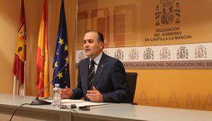 El Gobierno de España asigna a Castilla-La Mancha 589,5 millones de euros para inversiones, un 37,8% más que en 2017