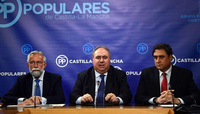 El PP muestra su apoyo a Talavera y a Cuenca, ante la nueva traición de Page y Podemos engañándoles sobre las titulaciones de la UCLM
