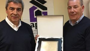 Emilio Díaz, nuevo presidente de la Asociación Provincial de Empreasarios de la Construcción de Guadalajara