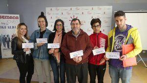 Entregados los premios de la primera Ruta del Carné Joven Europeo de Cuenca