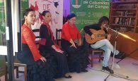 Este viernes 20, Feria de Abril en el Centro de Día de Cabanillas, con la actuación de Quique Meléndez