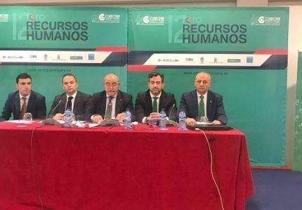 """Eurocaja Rural colabora en el """"XII Foro Recursos Humanos"""" organizado por CEOE-CEPYME Guadalajara"""