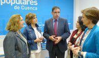 """González acusa a Page de """"mentir, engañar y traicionar a la provincia de Cuenca"""" denegándole el Grado de Turismo"""