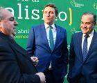 Gregorio destaca el compromiso de Caja Rural con el desarrollo de Castilla-La Mancha y su papel para garantizar la cohesión social