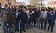 """Guarinos """"Page trata a los cazadores como delincuentes y quiere cargarse un medio de vida para muchas familias y pueblos de Guadalajara"""""""
