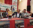Jornada de ASPAYM en Huete con gran participación en su XX Aniversario