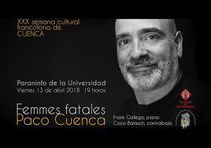 La Asociación de Profesores de Francés de Cuenca organiza este año su XXX Semana Cultural Francófona