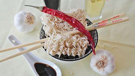 La cocina asiática siempre estará de moda