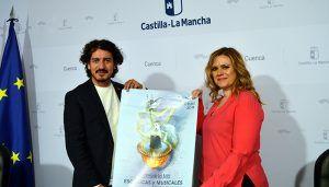 La conquense Judith Mateo será la artista invitada en la XXII Feria de las Artes Escénicas y Musicales de Castilla-La Mancha
