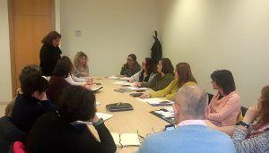 La coordinación de proyectos sociales y la optimización de recursos, objetivos de la Mesa de Integración reunida en el CMI