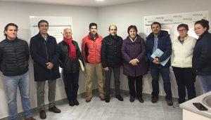La Diputación de Guadalajara acondiciona el edificio que alberga el nuevo consultorio médico de Malaguilla