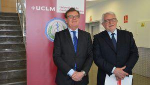 La Facultad de Medicina de Ciudad Real rinde homenaje a su exdecano Juan Emilio Felíu por su jubilación