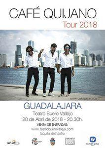 La gira de los hermanos Quijano en el TABV, el viernes, 20 de abril