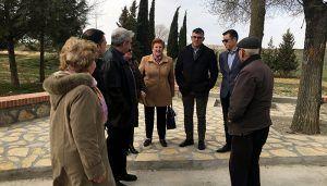 La Junta colabora en las obras de remodelación de la Ermita de Carrascosa del Campo que este año celebra el quinto centenario de su construcción