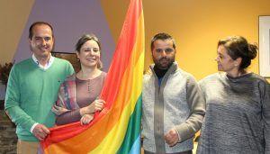 La Junta sí tiene dinero para financiar proyectos que promuevan los derechos del colectivo LGTBI