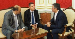 La sexta reunión entre el Ayuntamiento de Cuenca y la Junta será el día 4 de mayo