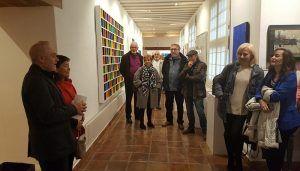 La versatilidad artística de Keiko Mataki, al descubierto en la Fundación Antonio Pérez con su exposición 'Latido de páginas'